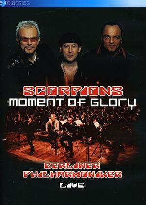 Scorpions: Moment of Glory Online DVD Rental
