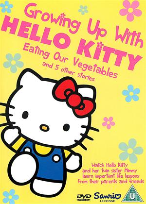 Hello Kitty: Eating Our Vegetables and 5 Other Stories Online DVD Rental