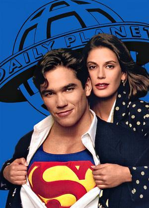 Lois and Clark Online DVD Rental