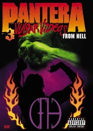 Pantera: 3 Vulgar Videos from Hell Online DVD Rental