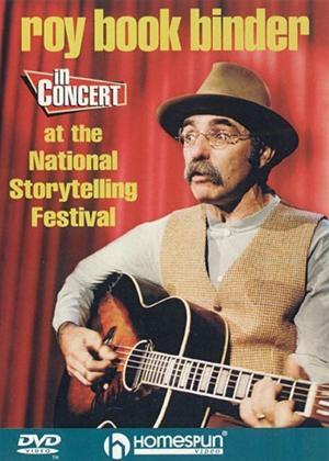 Roy Book Binder: In Concert Online DVD Rental