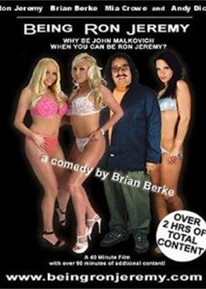 Being Ron Jeremy Online DVD Rental
