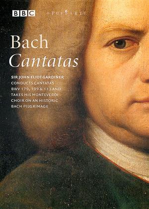 Bach: Cantatas (Sir John Eliot Gardener) Online DVD Rental