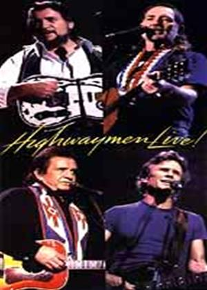 The Highwaymen: Live Online DVD Rental