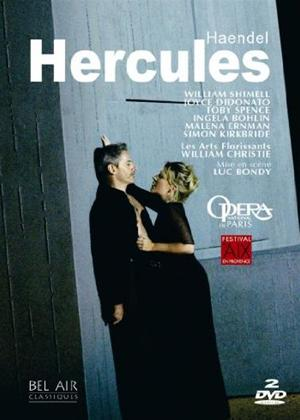 Rent Hercules: Opera Nationale De Paris (Christie) Online DVD Rental