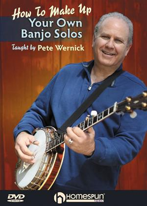 Rent How to Make Up Your Own Banjo Solos Online DVD Rental