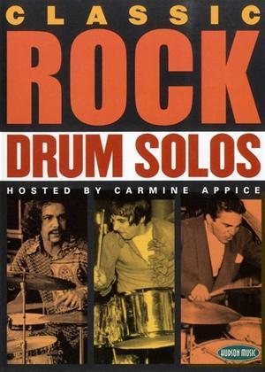 Carmine Appice: Classic Rock Drum Solos Online DVD Rental