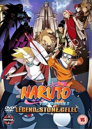 Naruto the Movie 2: Legend of the Stone of Gelel Online DVD Rental