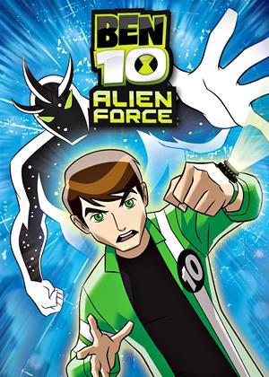 Ben 10 Alien Force Online DVD Rental