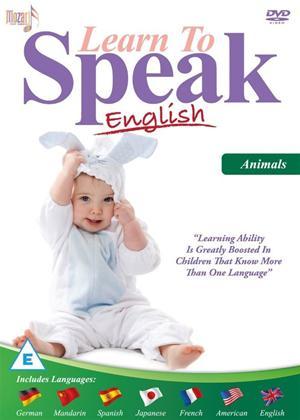 Learn to Speak: Animals Online DVD Rental