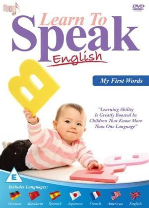 Rent Learn to Speak: My First Words Online DVD Rental