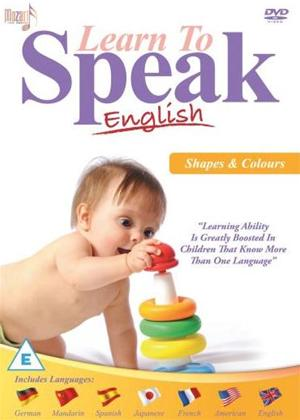 Learn to Speak: Shapes and Colours Online DVD Rental