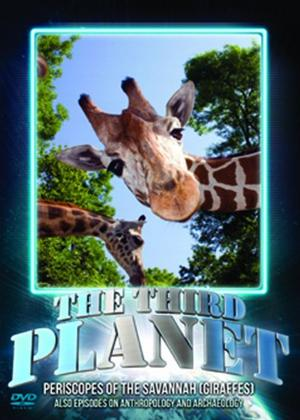 Rent The Third Planet: Periscopes of the Savannah (Giraffes) Online DVD Rental