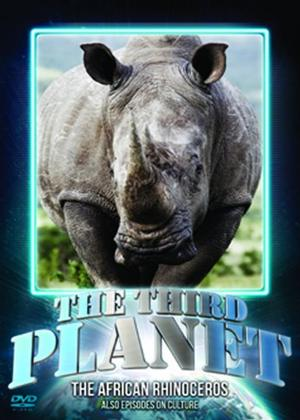 Rent The Third Planet: The African Rhinoceros Online DVD Rental