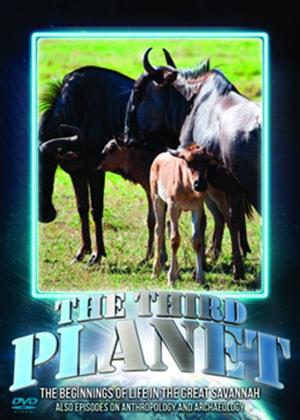 Rent The Third Planet: The Beginnings of Life in the Great Savannah Online DVD Rental