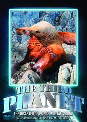 Rent The Third Planet: The Disaster of Prince William Sound Online DVD Rental
