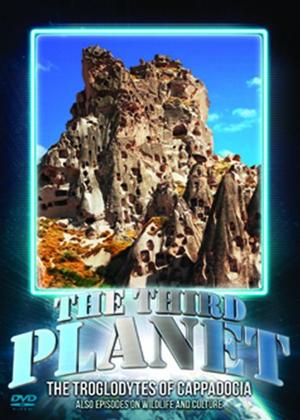 The Third Planet: The Troglodytes of Cappadocia Online DVD Rental