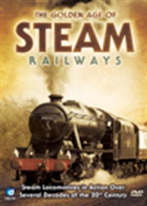 Rent The Golden Age of Steam: Railways Online DVD Rental