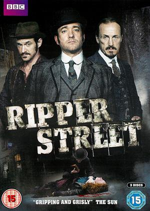 Ripper Street: Series 1 Online DVD Rental