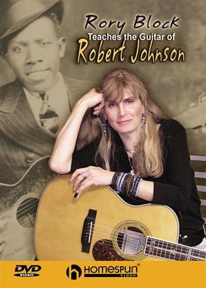 Rent Rory Block Teaches the Guitar of Robert Johnson Online DVD Rental