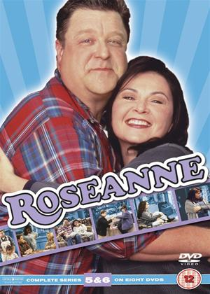 Rent Roseanne: Series 5 and 6 Online DVD Rental