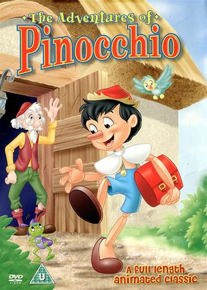 The Adventures of Pinocchio Online DVD Rental