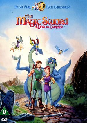 Rent The Magic Sword: Quest for Camelot Online DVD Rental