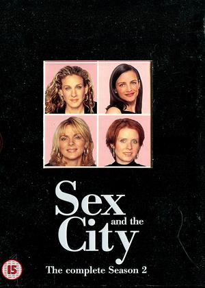 Sex and the City: Series 2 Online DVD Rental