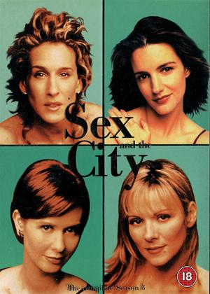Sex and the City: Series 3 Online DVD Rental