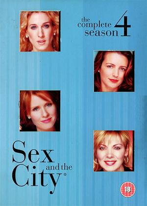 Sex and the City: Series 4 Online DVD Rental