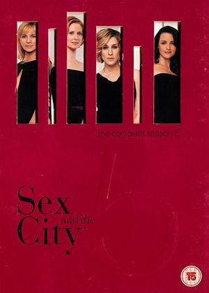 Sex and the City: Series 5 Online DVD Rental