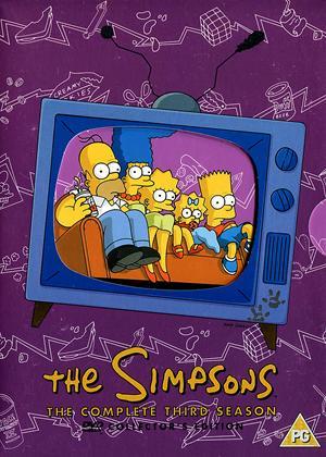 Rent The Simpsons: Series 3 Online DVD Rental