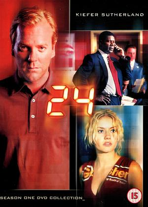 24 (Twenty Four): Series 1 Online DVD Rental
