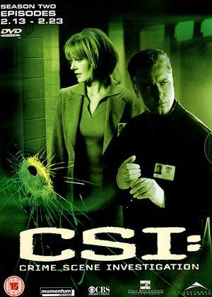CSI: Series 2: Part 2 Online DVD Rental