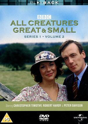 Rent All Creatures Great and Small: Series 1: Part 2 Online DVD Rental