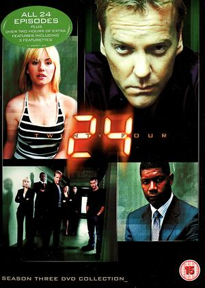 24 (Twenty Four): Series 3 Online DVD Rental