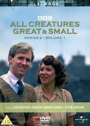 Rent All Creatures Great and Small: Series 2: Part 1 Online DVD Rental