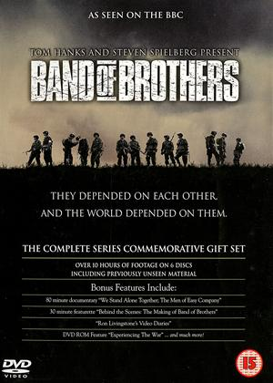 Band of Brothers Online DVD Rental