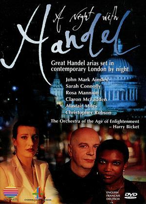 Handel: A Night with Handel Online DVD Rental