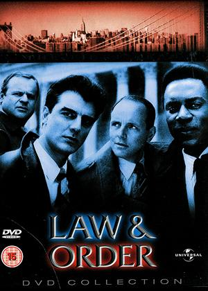 Rent Law and Order: Series 1 Online DVD Rental