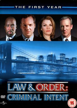 Law and Order: Criminal Intent: Series 1 Online DVD Rental