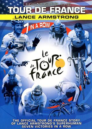 Lance Armstrong: Seven in a Row Online DVD Rental