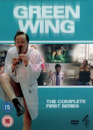 Green Wing: Series 1 Online DVD Rental
