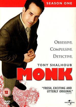 Monk: Series 1 Online DVD Rental