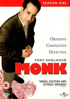 Rent Monk: Series 1 Online DVD Rental