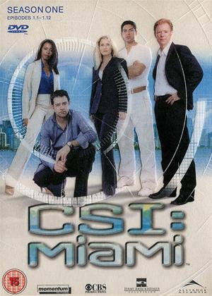 Rent CSI Miami: Series 1: Part 1 Online DVD Rental