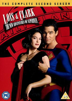 Rent Lois and Clark: Series 2 (aka Lois and Clark: The New Adventures of Superman) Online DVD Rental