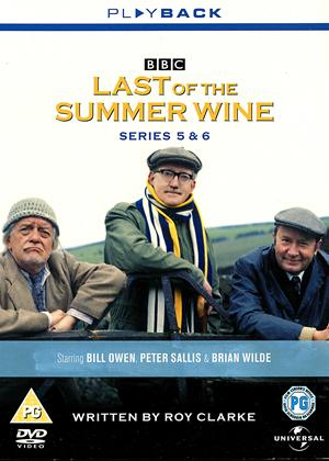 Rent Last of the Summer Wine: Series 5 and 6 Online DVD Rental