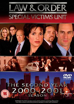 Law and Order: Special Victims Unit: Series 2 Online DVD Rental