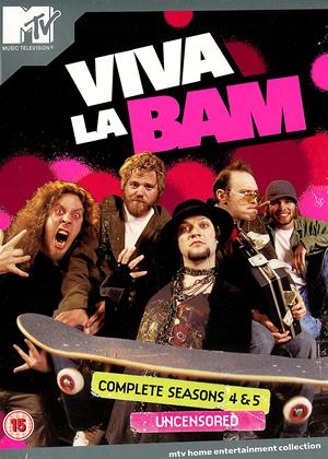 Rent Viva La Bam: Series 4 and 5 Online DVD Rental
